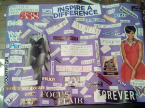 mindful bodies vision board